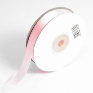 Light Pink Double Faced Satin Ribbon. 3mm x 50meters Per Reel